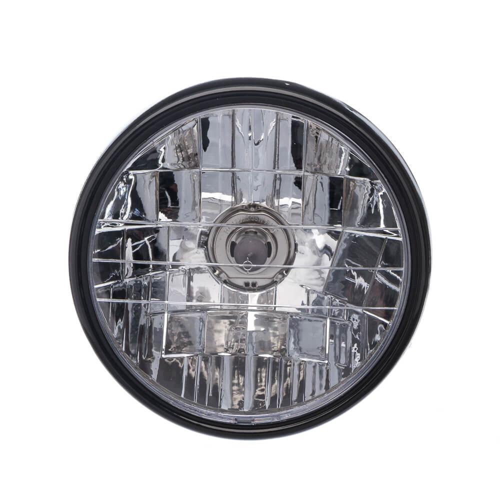 FAROL COMPLETO C/ LAMPADA KEISI CG 125 2000/