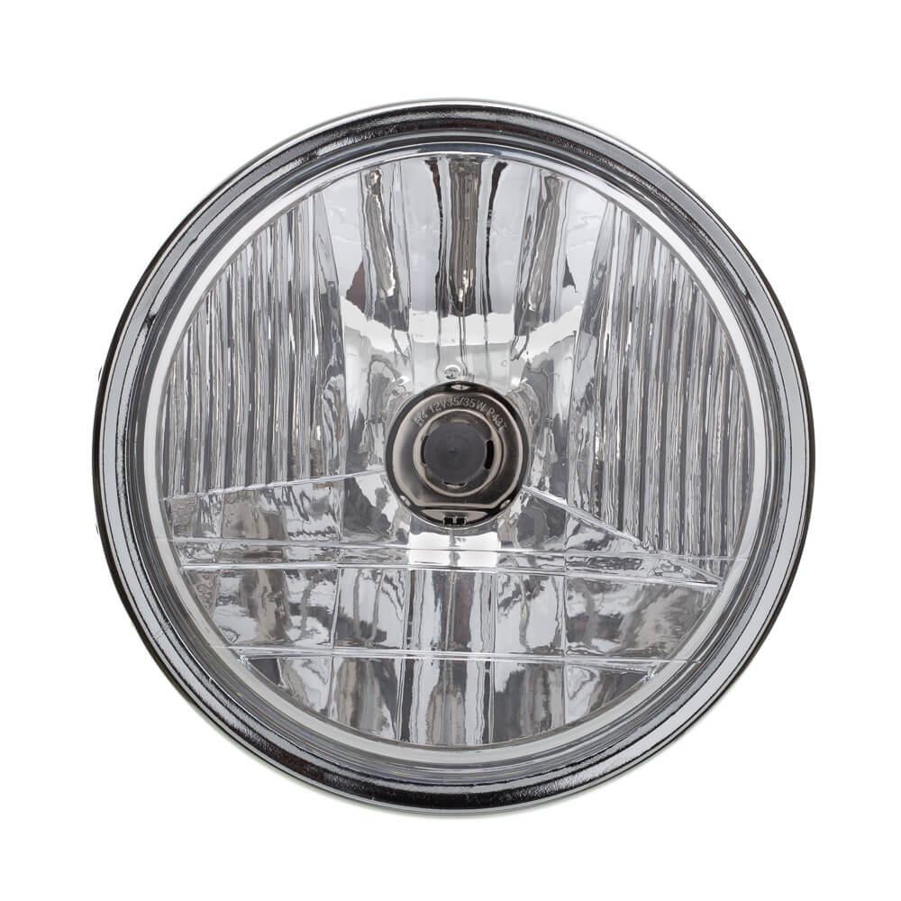 FAROL COMPLETO C/ LAMPADA KEISI CBX 250