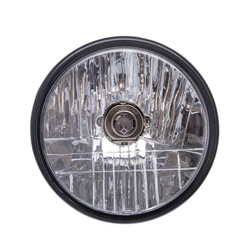 FAROL COMPLETO C/ LAMPADA KEISI CG 150 04 A 08 – CG 150 FAN ESI-ESDI 2010/