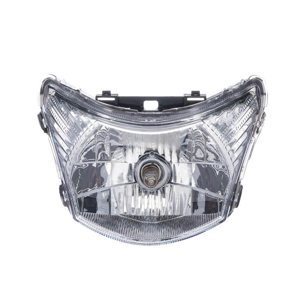 FAROL COMPLETO C/ LAMPADA KEISI BIZ 125 2011/ – BIZ 100 2012/