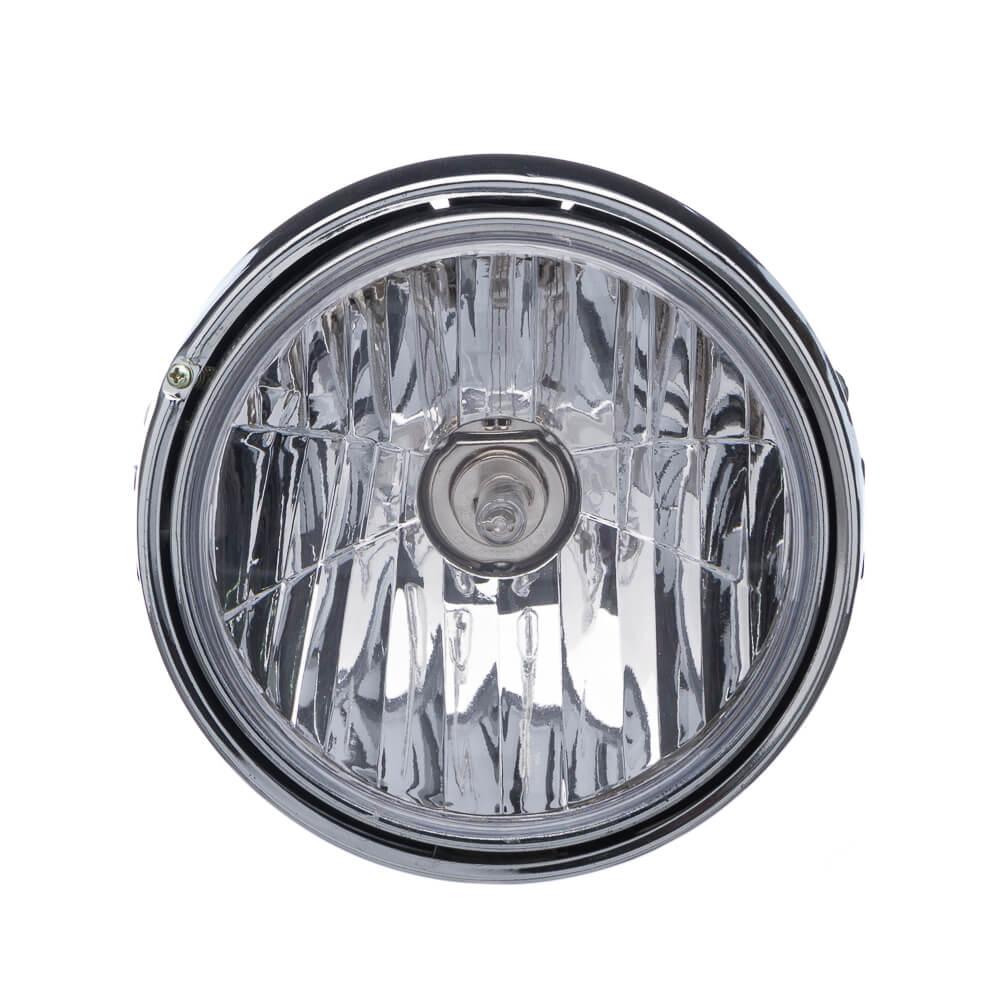 FAROL COMPLETO C/ LAMPADA KEISI POP 100