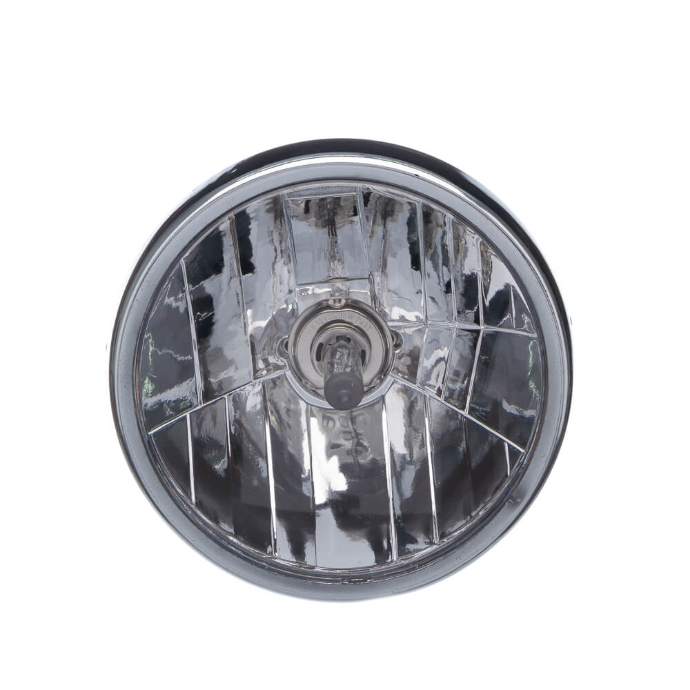 FAROL C/ LAMPADA KEISI YBR 125 2009/ FACTOR – FAZER 250 2009 A 2010