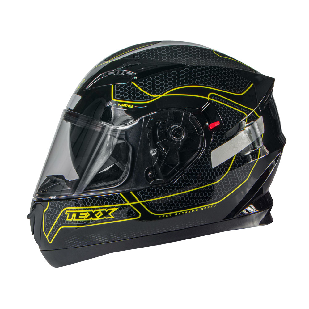 CAPACETE TEXX G2 PANTHER VERDE 56