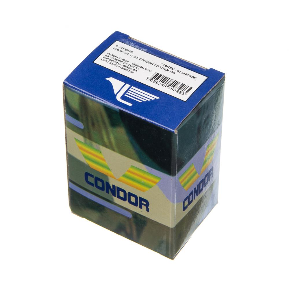 C.D.I. CONDOR CG 150 2004 A 2008