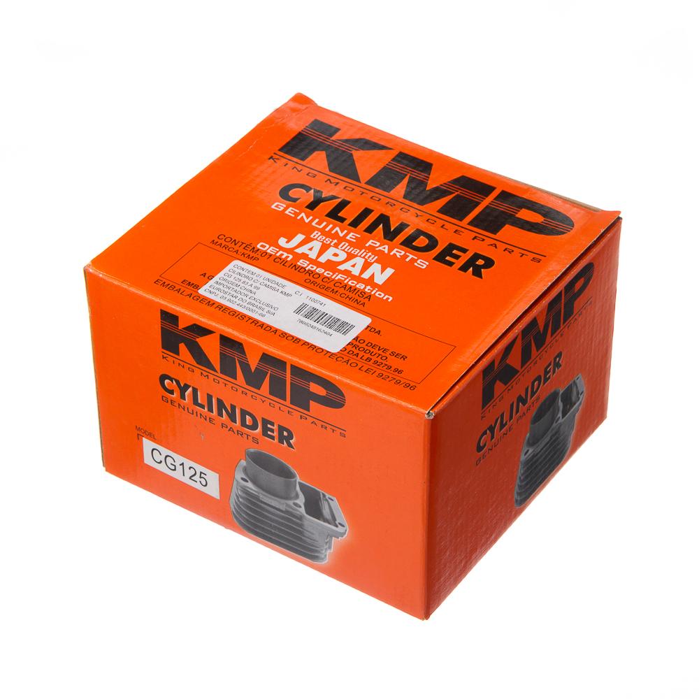 CILINDRO C/CAMISA KMP CG 125 A 99