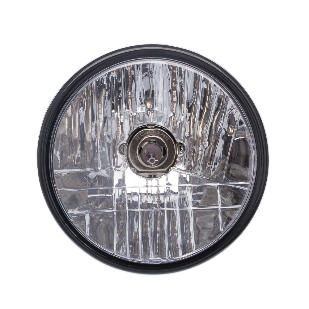FAROL COMPLETO C/ LAMPADA KEISI CG 150