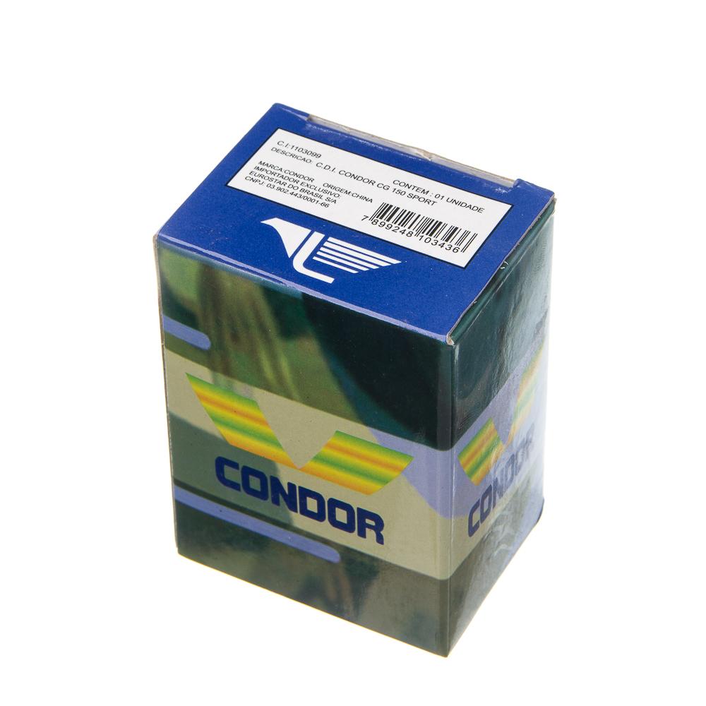 C.D.I. CONDOR CG 150 SPORT