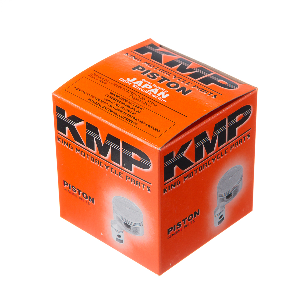 PISTAO PINO/TRAVA KMP BROS 150 /2005 4.00