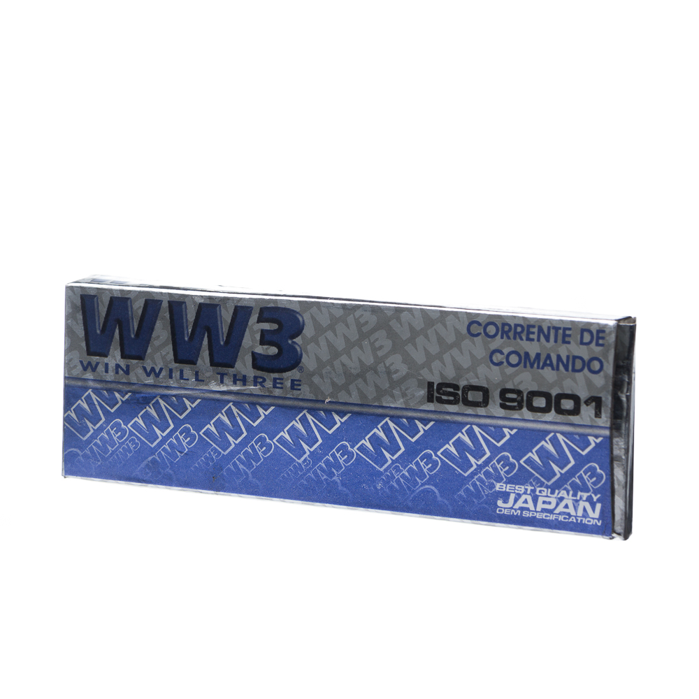 CORRENTE COMANDO WW3 128 ELOS CBR 250R