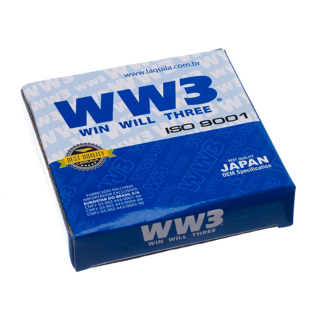 PLACA PARTIDA WW3 CBX 250