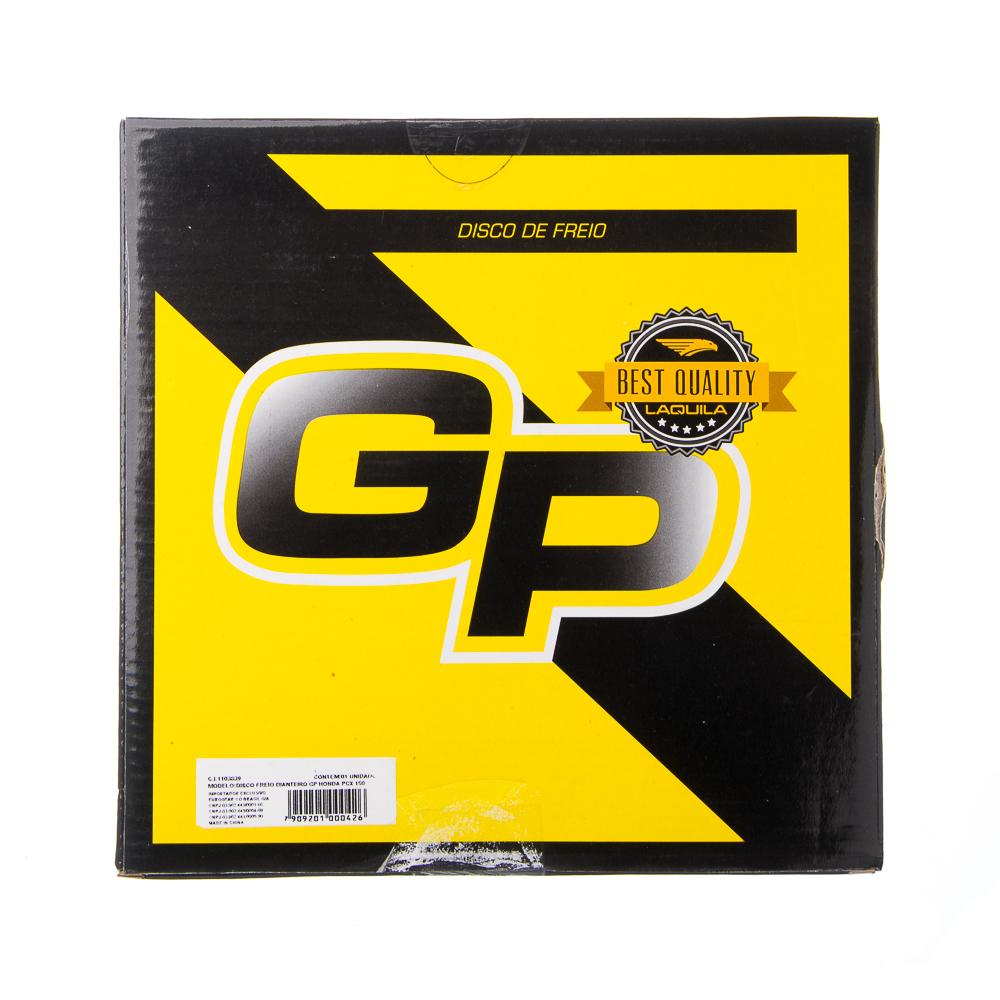 DISCO FREIO DIANTEIRO GP HONDA PCX 150