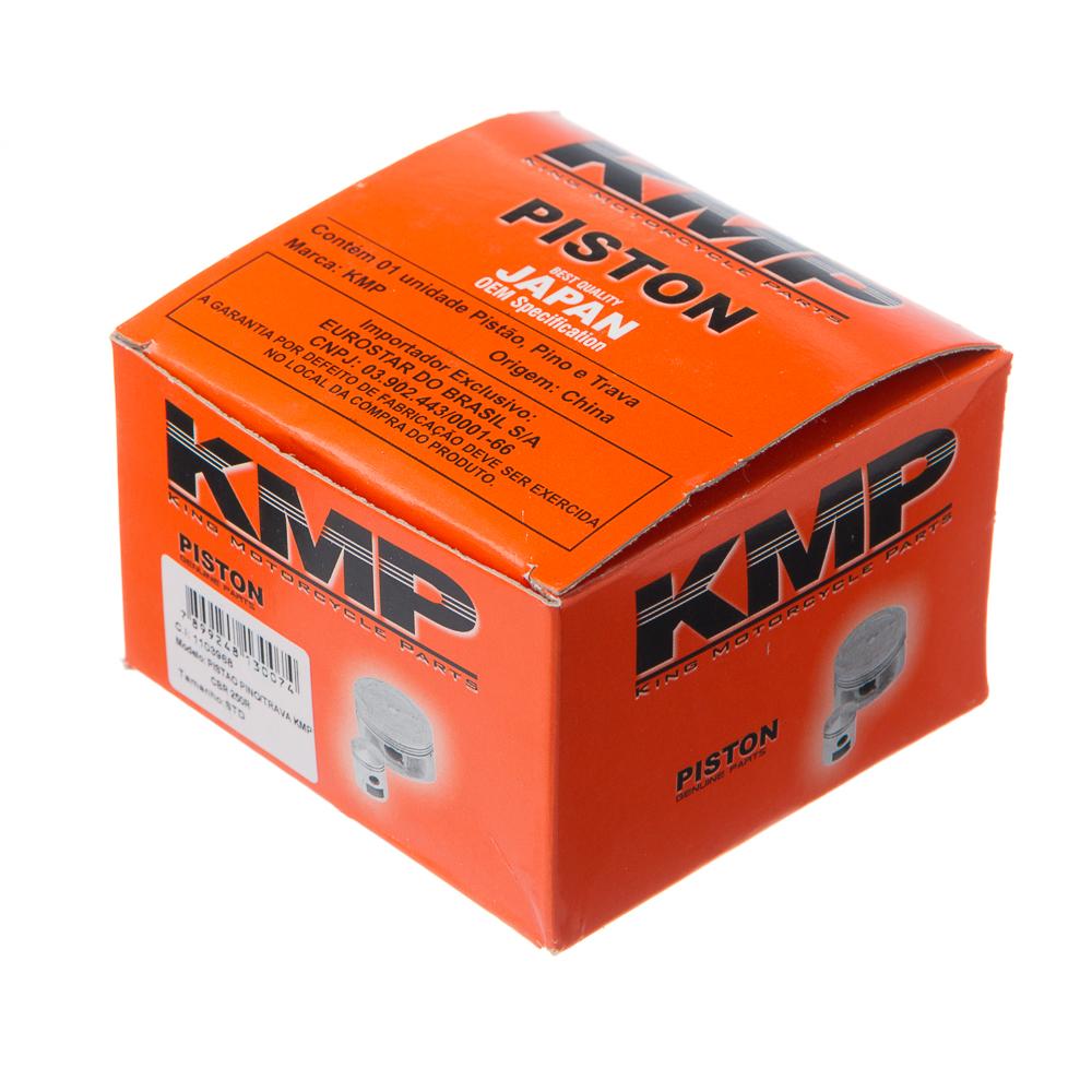 PISTAO PINO/TRAVA KMP CBR 250R 0,50