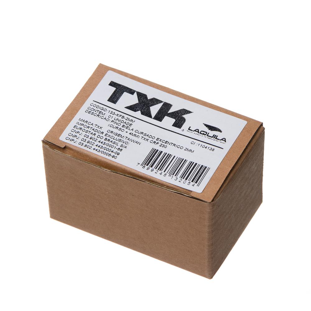 PINO BIELA CURSADO EXCENTRICO TXK 2MM (CURSO + 4MM) CRF 230