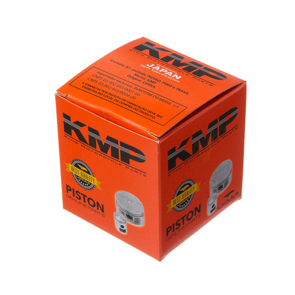 PISTAO PINO/TRAVA KMP CG TITAN 2002/ ES/KS 5.50 DIAM. 62MM