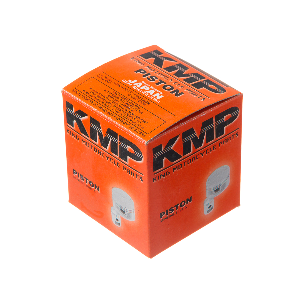 PISTAO PINO/TRAVA KMP RX/TT 125 1.00