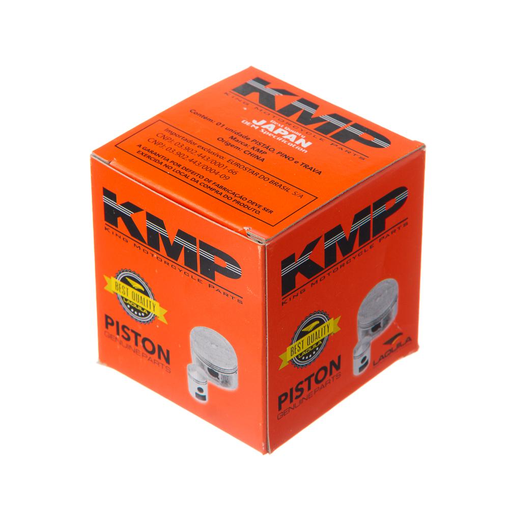 PISTAO PINO/TRAVA KMP YBR/XTZ 125 0.25