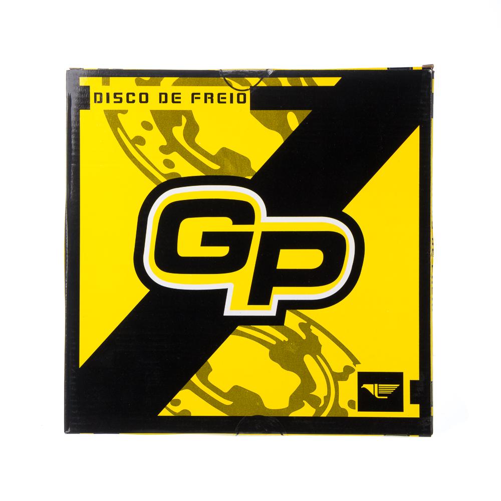 DISCO FREIO DIANTEIRO GP YBR 125 2009/