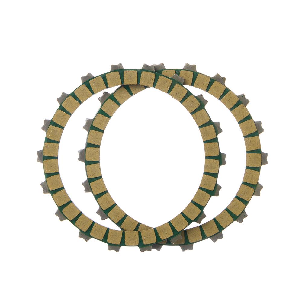 DISCOS EMBREAGEM OEM JI (2 PECAS) CRYPTON 115 10 A 11