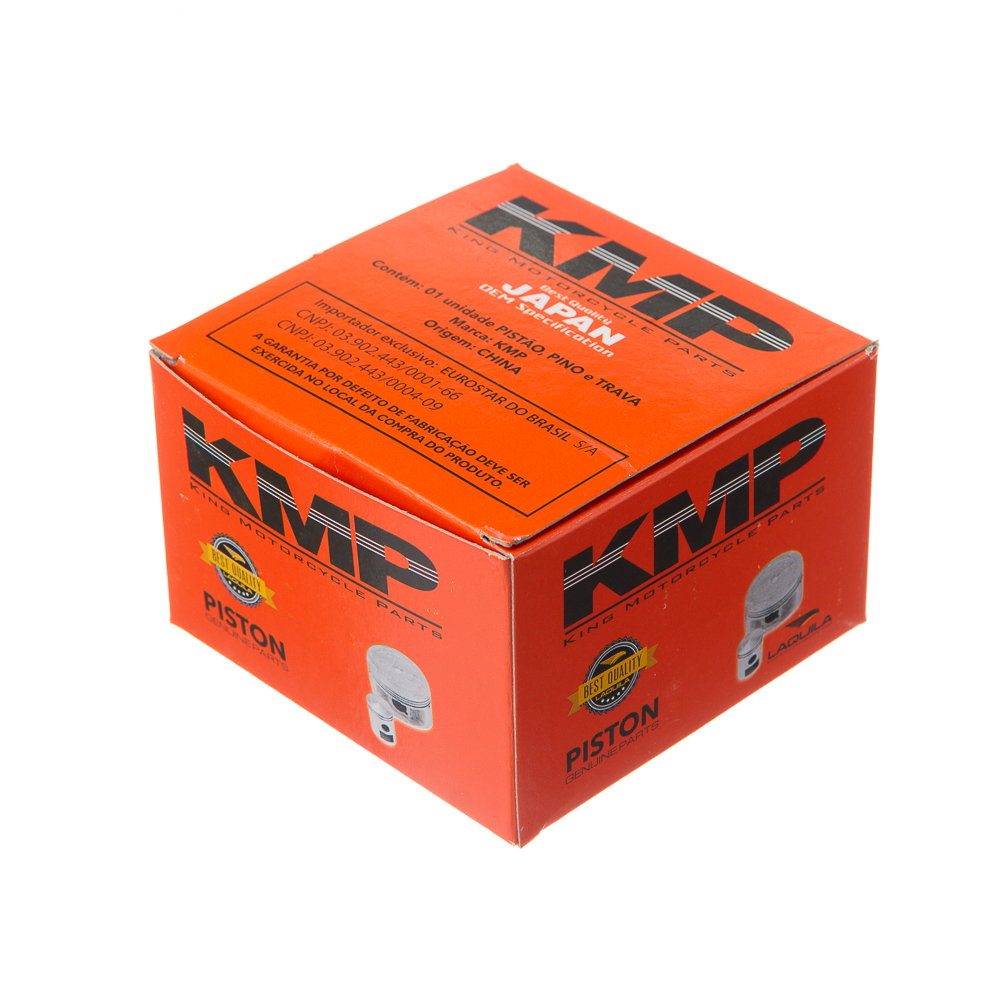 PISTAO PINO/TRAVA KMP YS FAZER 250 0.25
