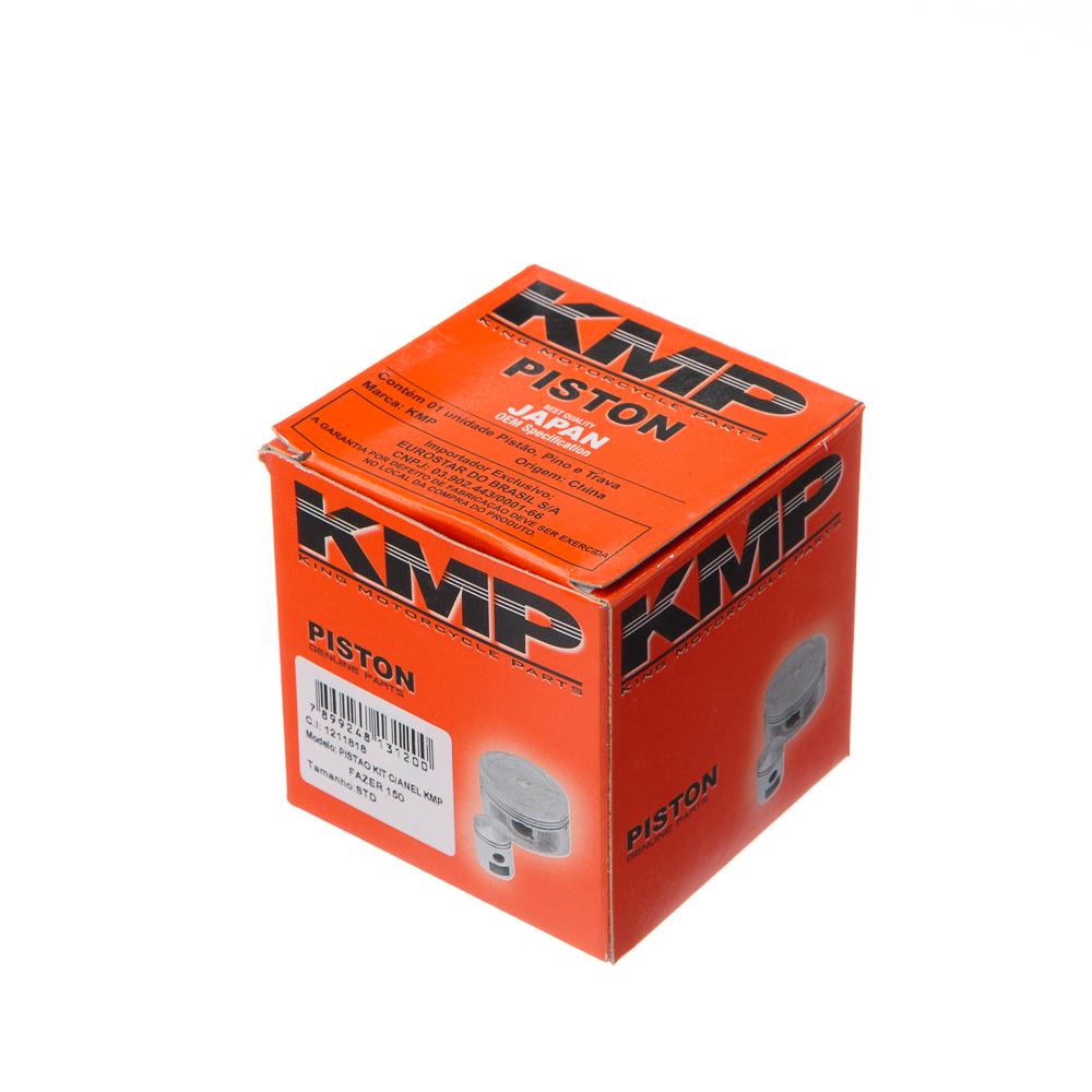 PISTAO KIT C/ANEL KMP FAZER 150 0.25