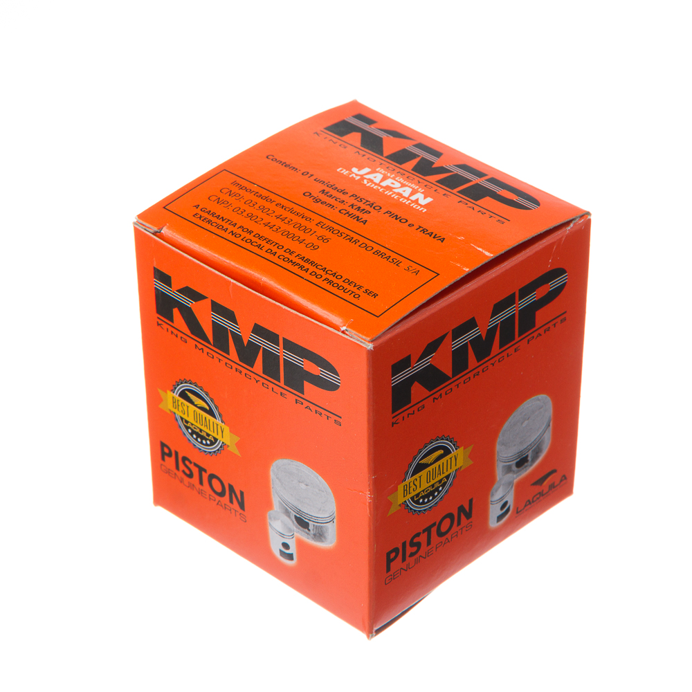 PISTAO PINO/TRAVA KMP YES 125 0.50