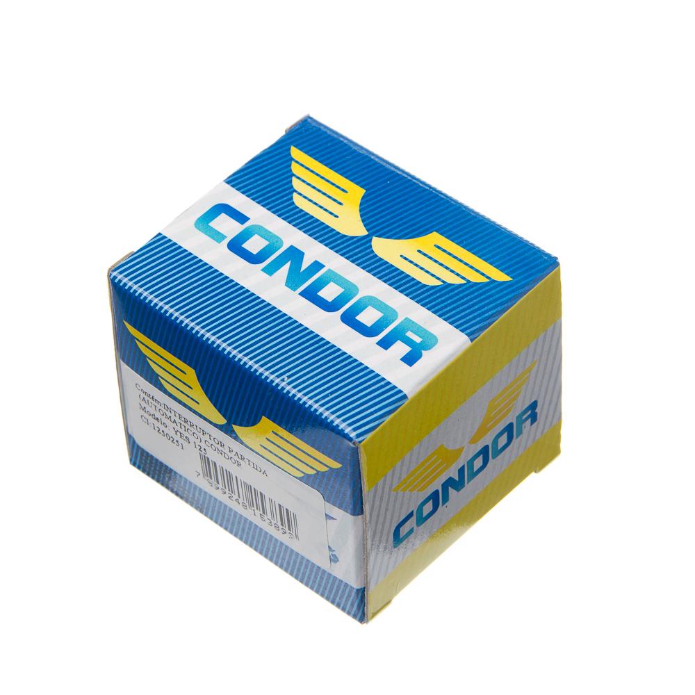 INTERRUPTOR PARTIDA CONDOR (RELE-AUTOMAT.) YES 125