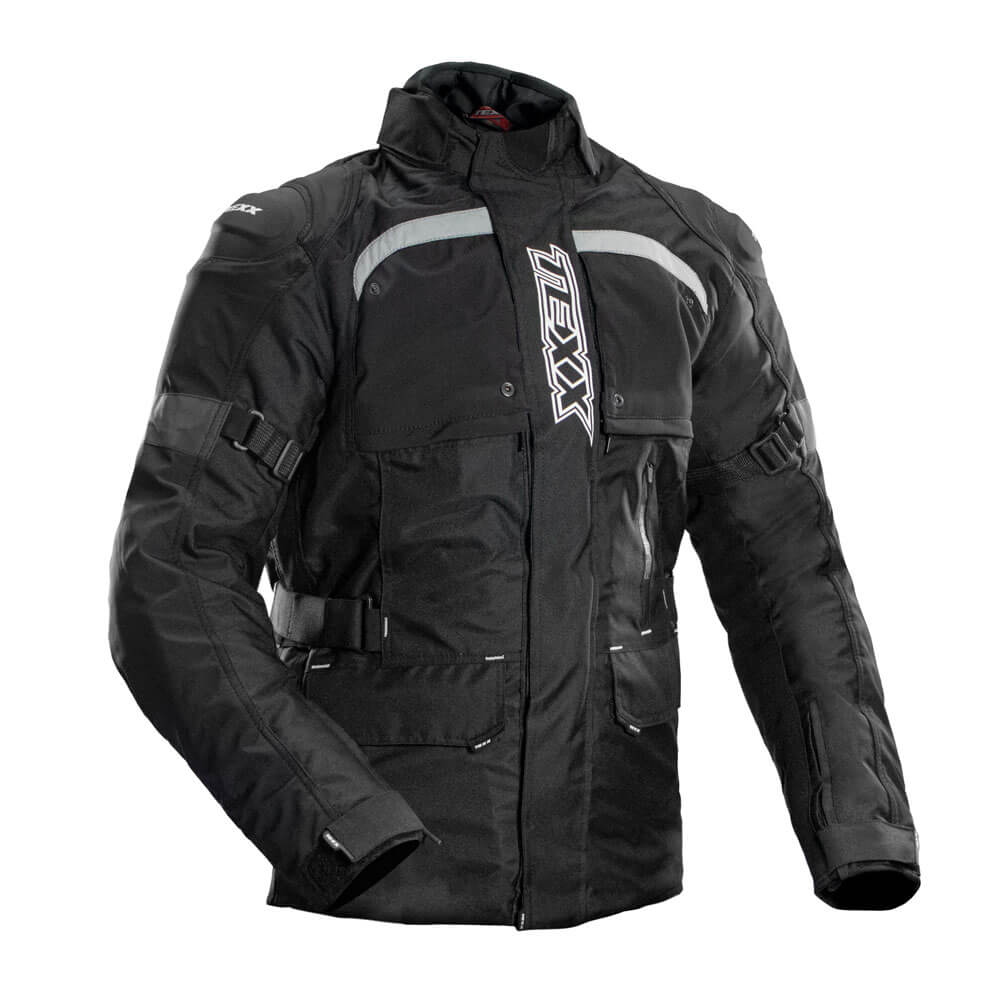 JAQUETA TEXX ARMOR MASCULINA AIRBAG EDITION BLACK S