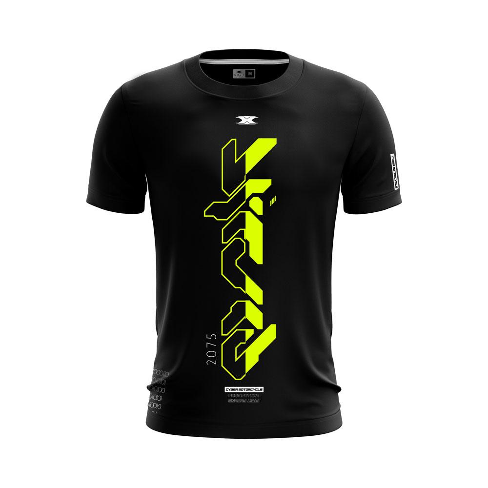 Camiseta Cyber